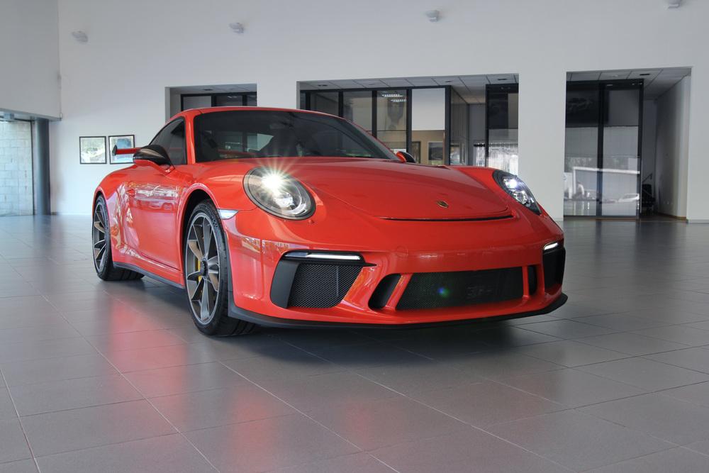 533be37529 Llega a la Argentina el Porsche 911 GT3 – OHLANDA